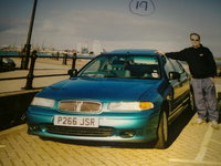 1996 Rover 400 Overview