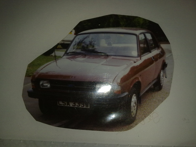 Picture of 1981 Austin Allegro