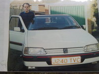 1991 Peugeot 405 Picture Gallery