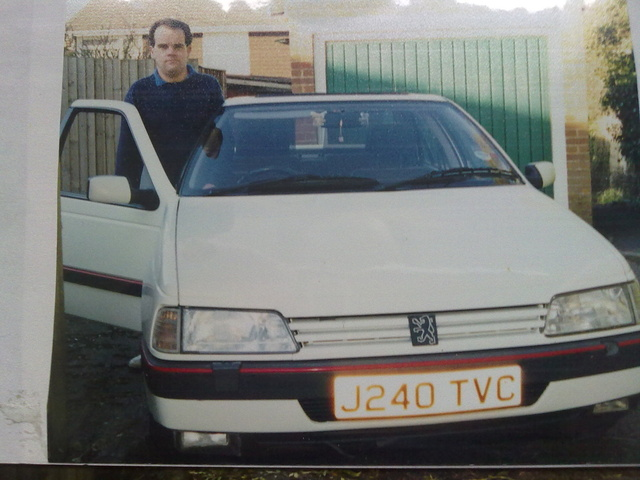 Picture of 1991 Peugeot 405
