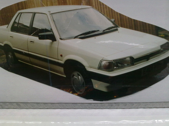 Picture of 1987 Rover 200