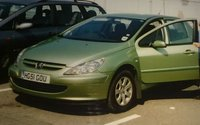 2001 Peugeot 307 Overview