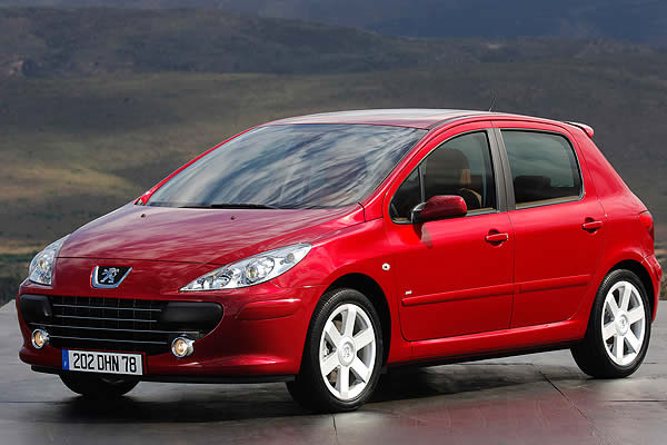 Picture of 2005 Peugeot 307