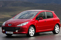 2005 Peugeot 307 Picture Gallery