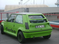 1989 Renault 5 Picture Gallery