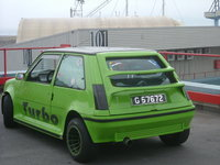 1989 Renault 5 Overview