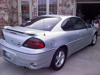 2001 Pontiac Grand Am GT1 Coupe, My new car! its a 2001 Pontiac Grand Am GT 75th anniversary edition. every option available for that model year! Limited Edition of 500 Coupes Worldwide only 50 Made i...