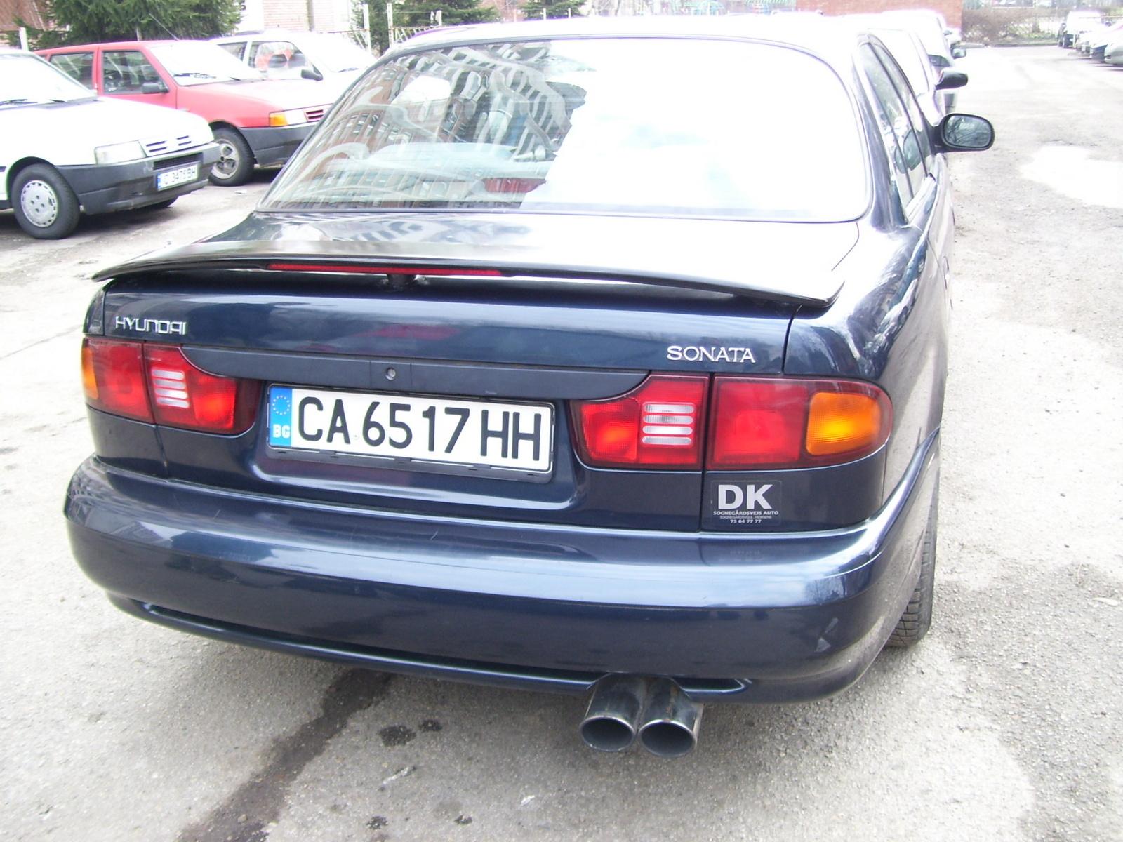 1996 Hyundai Sonata Pictures Cargurus