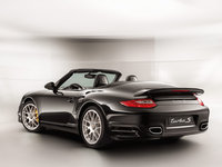 Picture of 2010 Porsche 911 Turbo AWD Cabriolet, exterior, gallery_worthy