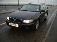 2000 Vauxhall Omega, 59, exterior, gallery_worthy