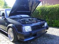 1984 Opel Kadett Overview