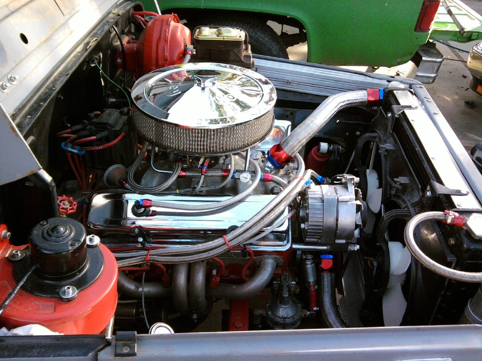 Toyota Fj40 Questions Motor Swap Cargurus