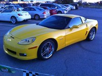 Picture of 2007 Chevrolet Corvette Ron Fellows Edition Z06 Coupe RWD, exterior, gallery_worthy