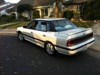 1992 Subaru Legacy, 91 legacy turbo, exterior