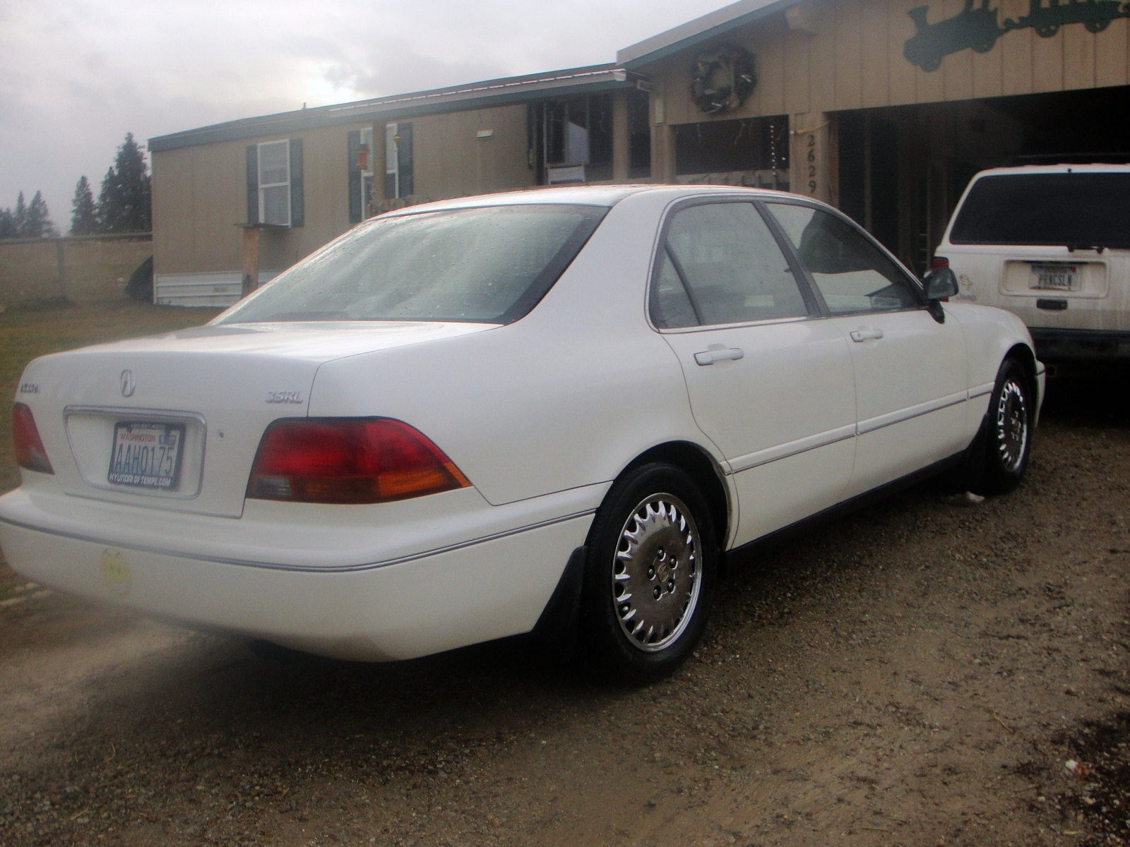 1997 Acura Rl - Pictures