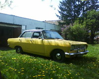 1964 Opel Rekord Overview