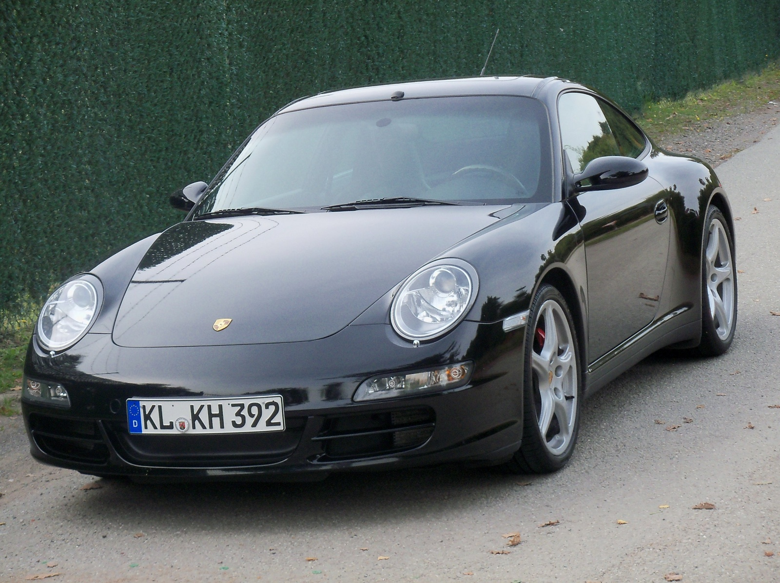 2006 porsche 911 carrera 4s coupe xxi century cars. Black Bedroom Furniture Sets. Home Design Ideas