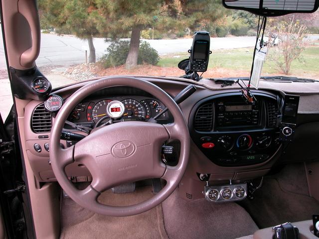 2000 Toyota Tundra - Interior Pictures - CarGurus