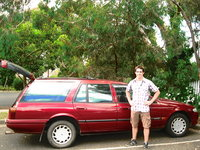 1995 Ford Falcon Overview