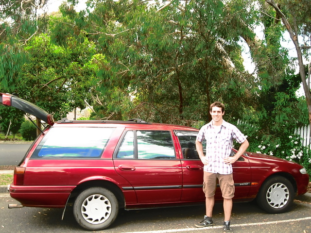 Picture of 1995 Ford Falcon