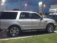 2000 Ford Expedition XLT picture, exterior
