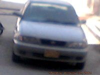 1999 Suzuki Esteem Overview