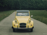 1986 Citroen 2CV Overview
