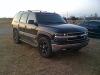 2004 Chevrolet Tahoe LT, More of the T-HO, exterior