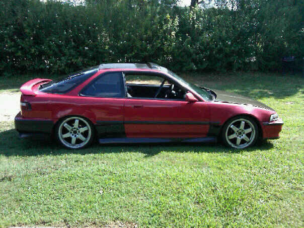 Acura Integra 1993 Hatchback 1 8 Coupe 327