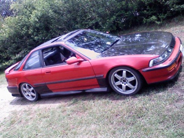 1993 Acura Integra 2 Dr Ls Hatchback Trim Overview