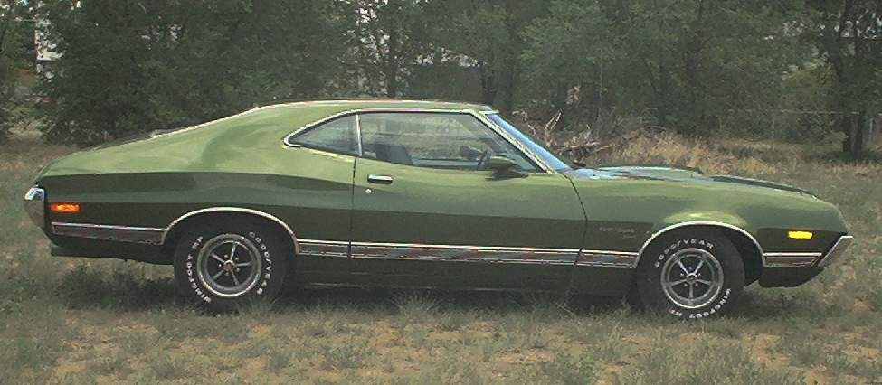 looking for a 1972 ford gran torino sport - Ford Gran Torino Fastback