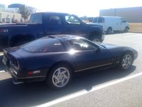 1990 Chevrolet Corvette Convertible, 1990 Chevrolet Corvette 2 Dr STD Convertible picture, exterior