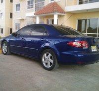 2004 Mazda MAZDA6 4 Dr s Sedan, el verdadero!!, exterior