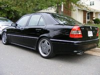 Picture of 1997 Mercedes-Benz C-Class C36 AMG, exterior
