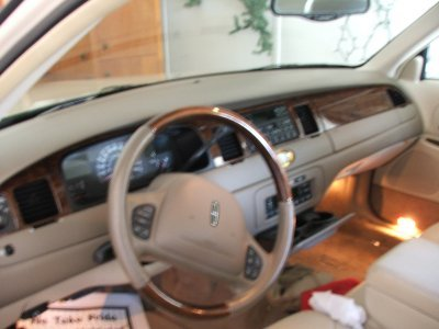 Lincoln Town Car Cartier Pic on 1999 Lincoln Ls Reviews