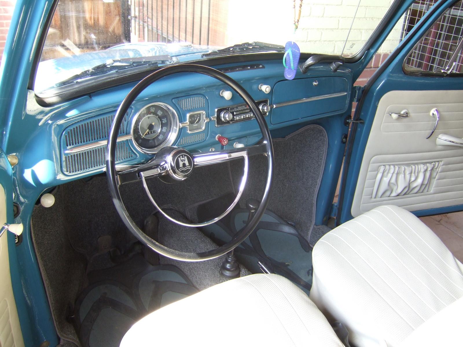 1966 volkswagen beetle interior pictures cargurus