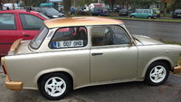 1986 Trabant 601 Picture Gallery