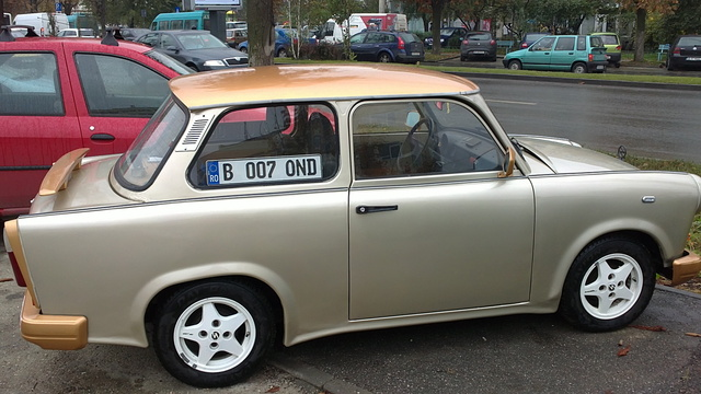 Picture of 1986 Trabant 601, exterior, gallery_worthy