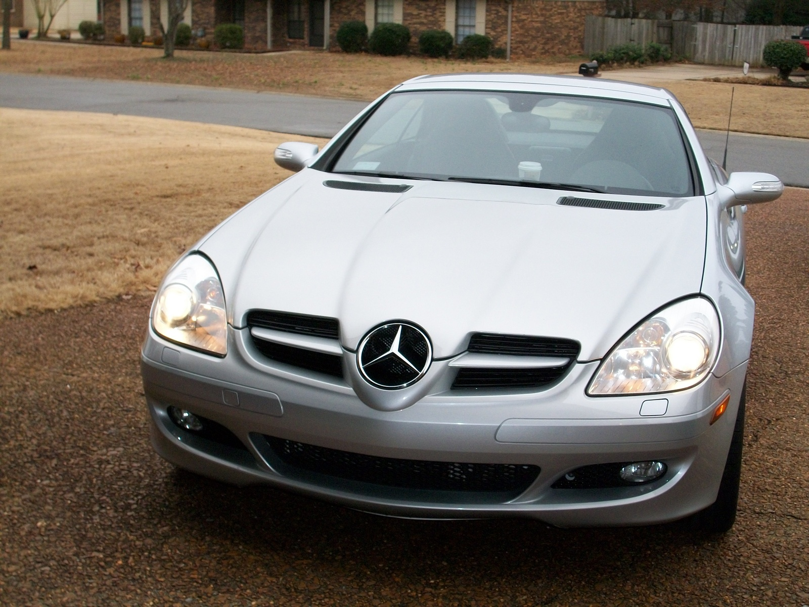 2005 mercedes benz slk350 for sale