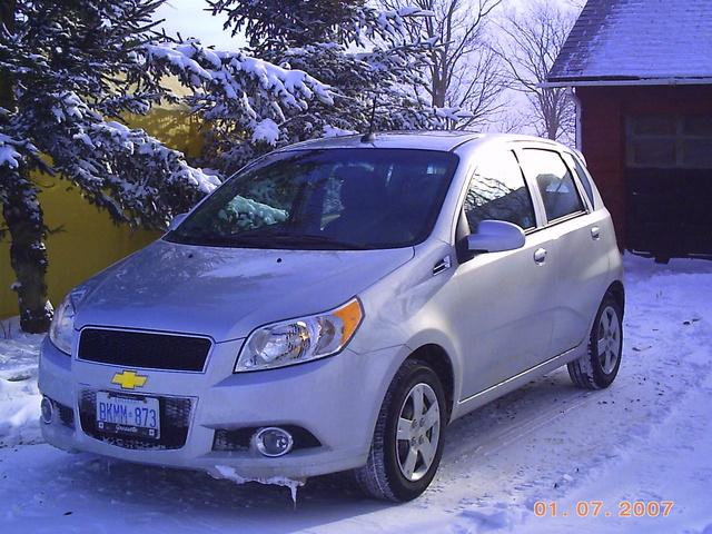 Picture of 2011 Chevrolet Aveo Aveo5 LS, exterior