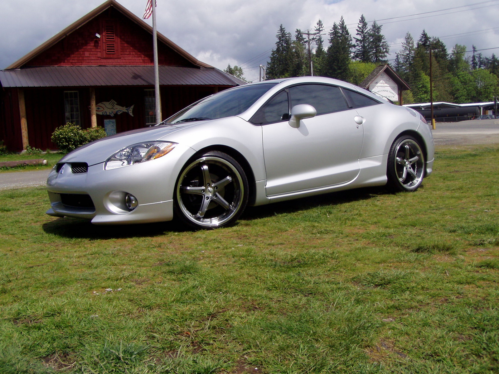 eclipse car 2006 custom - photo #31