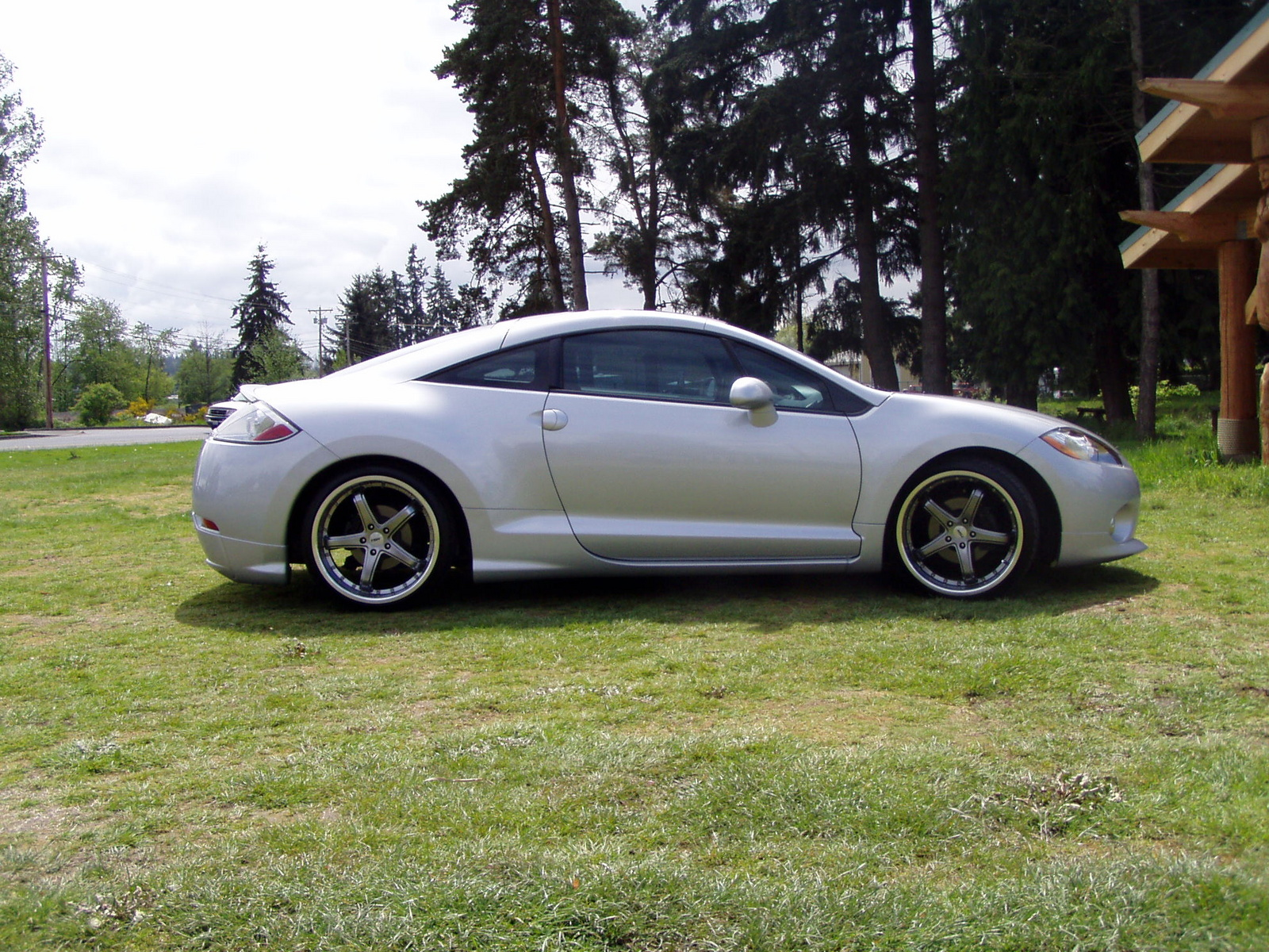 picture of 2006 mitsubishi eclipse gt exterior. Black Bedroom Furniture Sets. Home Design Ideas