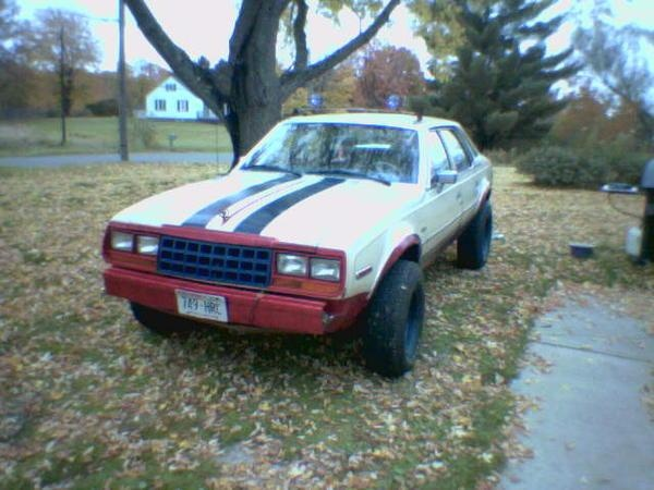 Picture of 1984 AMC Eagle
