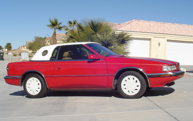 Picture of 1989 Chrysler TC