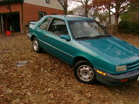 1991 Dodge Shadow 2 Dr America Hatchback picture, exterior