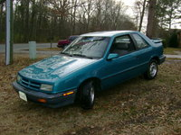 Picture of 1991 Dodge Shadow 2 Dr America Hatchback, exterior