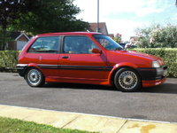 1990 Rover Metro Overview