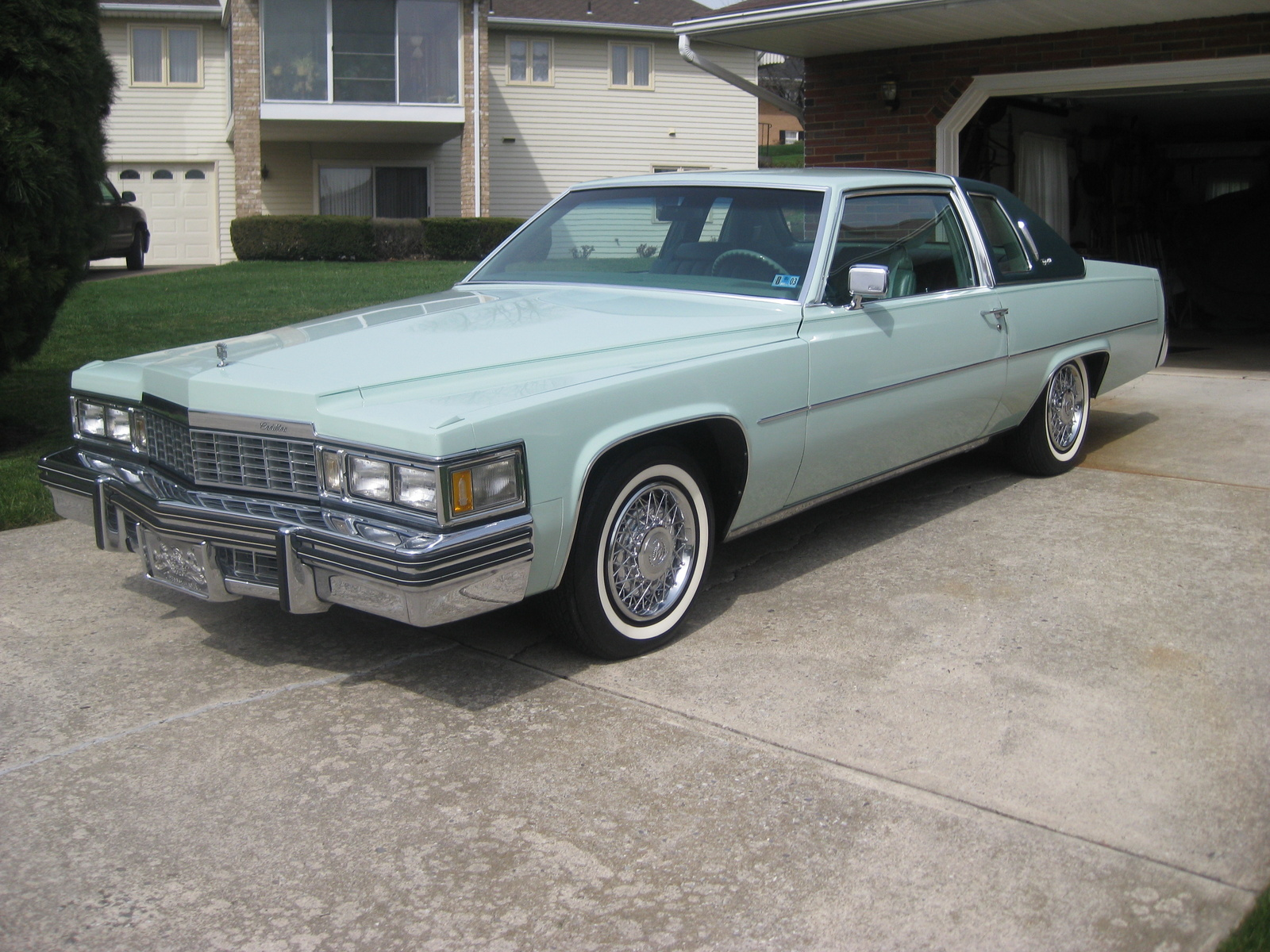 1977 Cadillac DeVille - Pictures - Picture of 1977 Cadillac DeVil ...