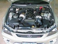2002 Lexus IS 300 Sedan, The 2Jz Gte Swap, engine