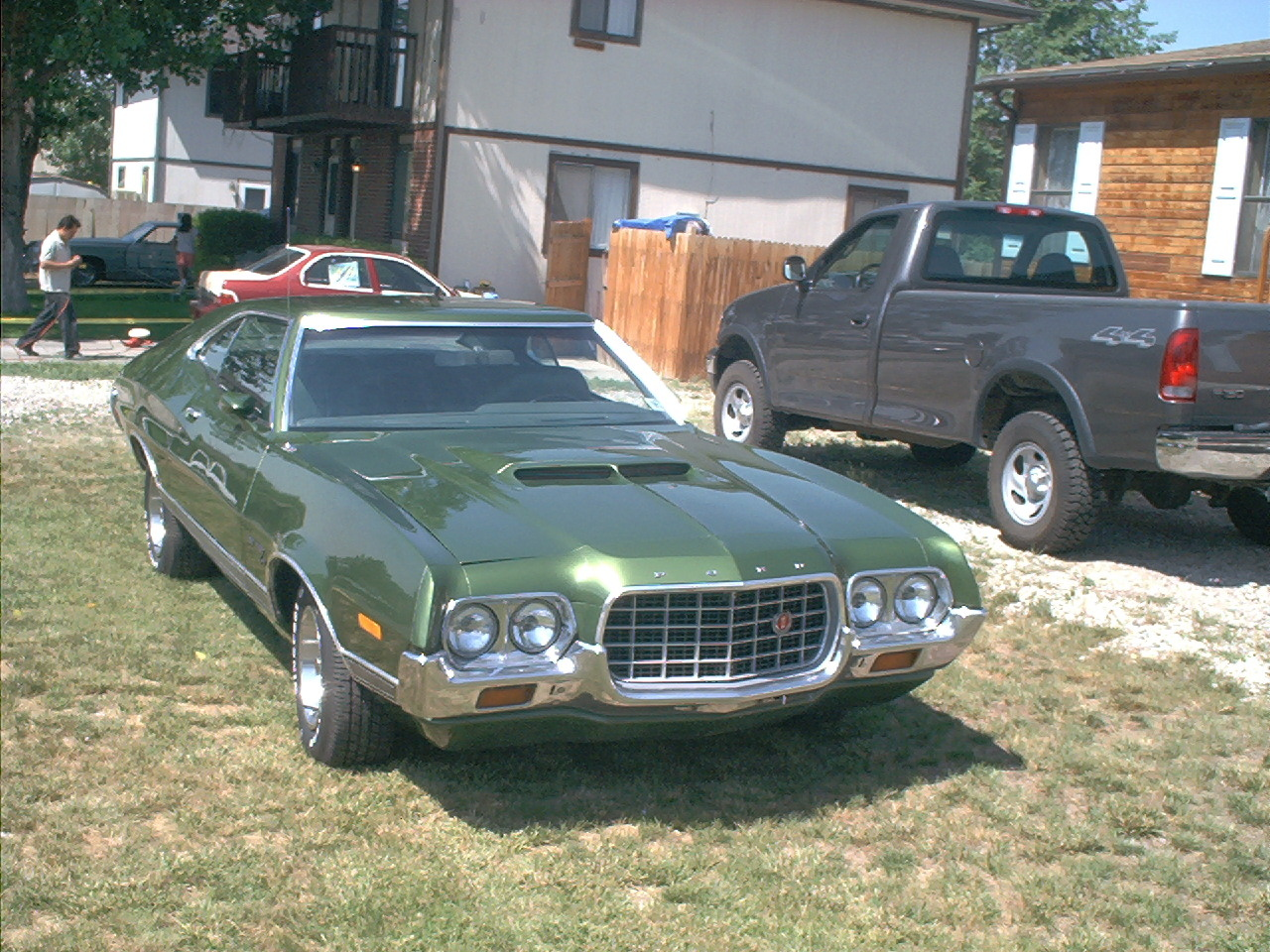 Ford Torino Questions Need Parts For 72 Cargurus 1972 Gran Wiring Diagram 5 Answers